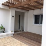Deck and Patio: Pergolas & Timber Flooring