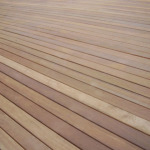 Deck and Patio: Timber Flooring