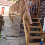 Deck and Patio: Balustrades
